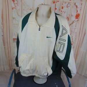 Vintage Nike Air Lined Windbreaker  XL